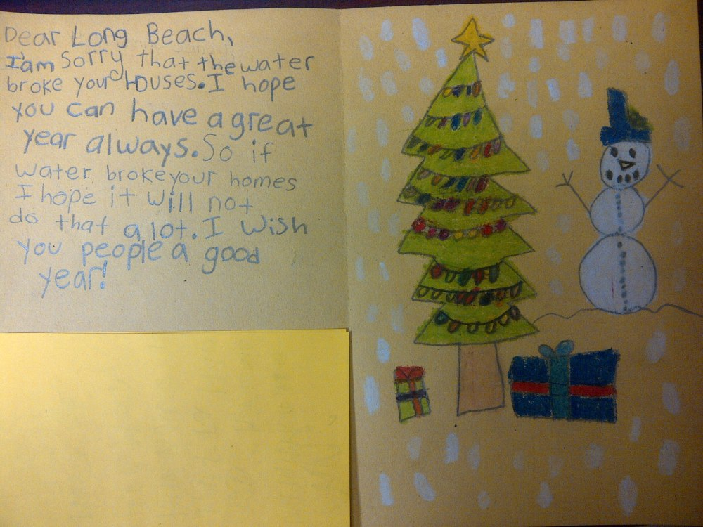 Help Long Beach #Sandy victims during the holidays!