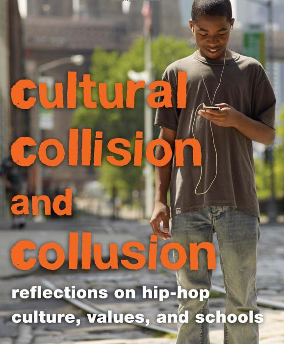 McCray co-authored this book on hip-hop culture, values, and school: http://amzn.to/1ixvIRd