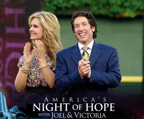 The NYC area 'Night of Hope' is on Sat. June 7.