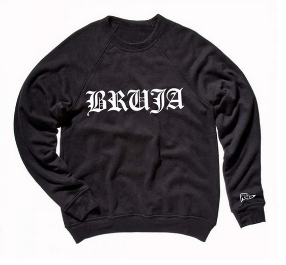Crewneck by Peralta Project.