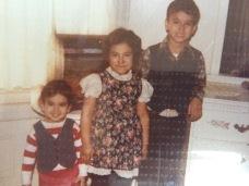 The Vergel kids.