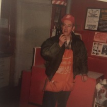 Part-time jobs, like this one at Home Depot, were the norm.
